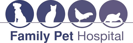 Family Pet Hospital Logo